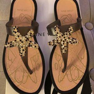 Nine West woman's sandals